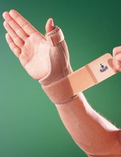 Orteza nadgarstka i kciuka ze wzmocnieniem Oppo