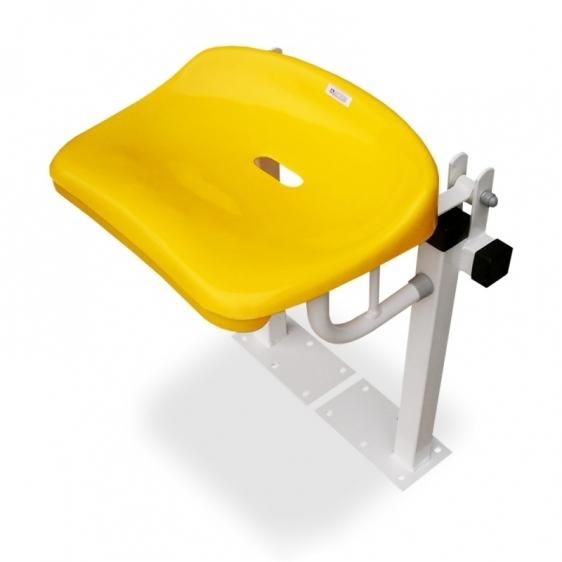 Krzesło montowane do podłogi SPU ST