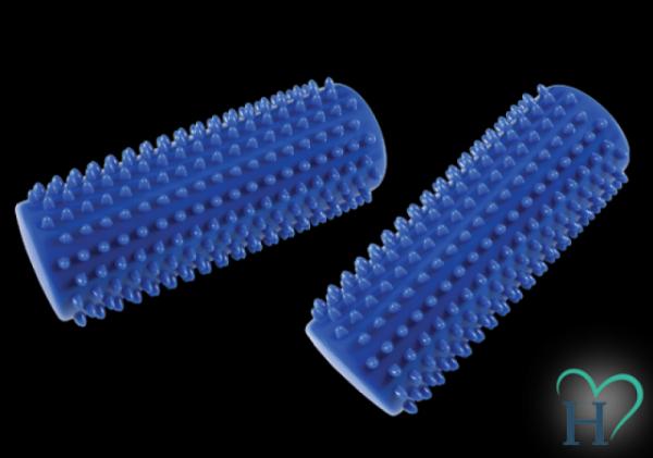 Wałek do rehabilitacji z kolcami 5 x 16 cm