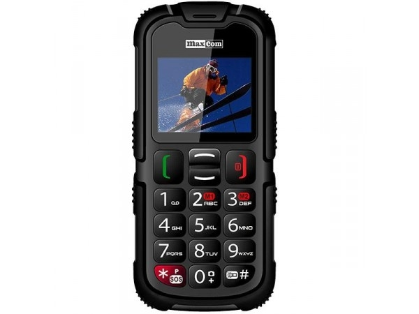 Telefon komórkowy MaxCom MM910 Strong