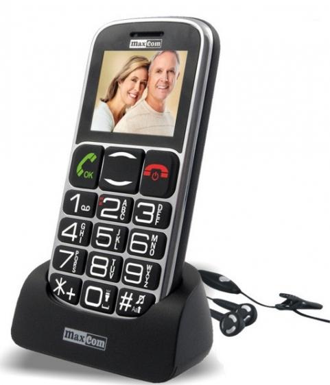 Telefon komórkowy MaxCom MM 462 BB
