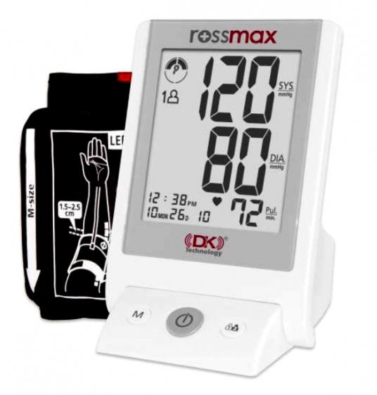 Ciśnieniomierz naramienny Rossmax AC701k