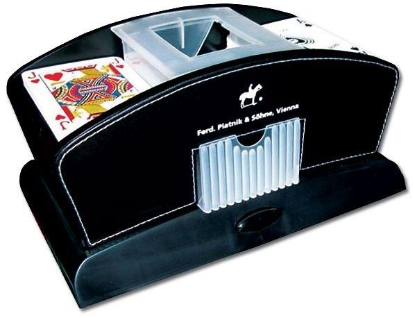 Maszynka do tasowania na baterie Piatnik