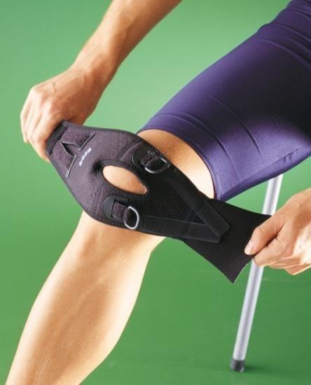Orteza kolana ze wzmocnieniem rzepki Oppo