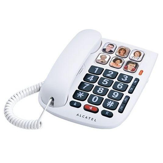 Telefon dla seniora Alcatel TMAX 10