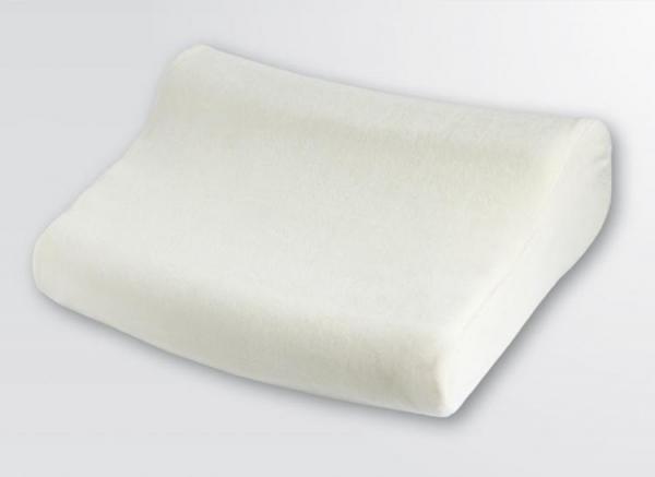 Poduszka z wyprofilowaniem pod głowę