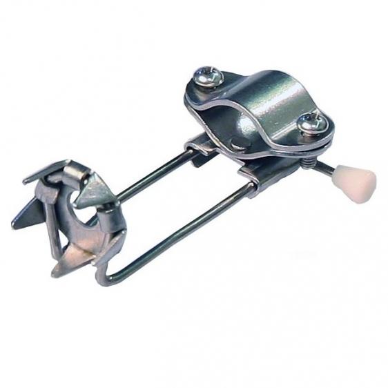 Nakładka antypoślizgowa metalowa na laskę lub kulę inwalidzką