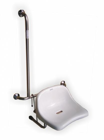 Siodełko prysznicowe zawieszane SBU KO