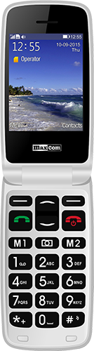 Telefon komórkowy MaxCom MM823