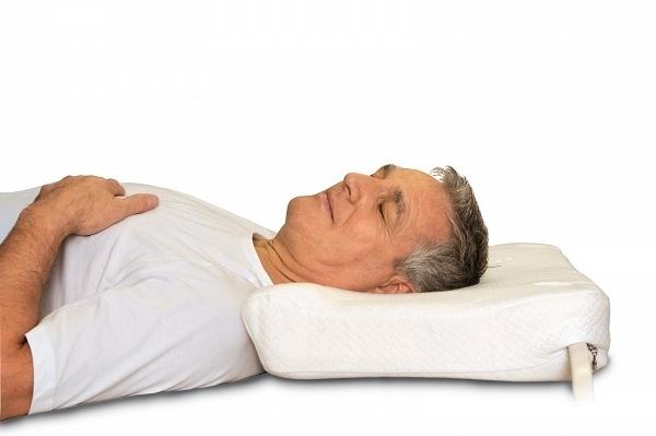 Poduszka zapobiegająca chrapaniu Sissel Silencium