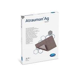 Opatrunek specjalistyczny ze srebrem Atrauman Ag