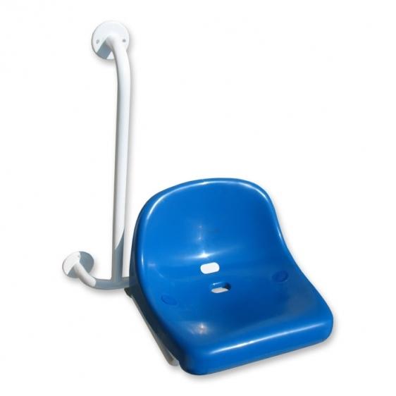 Siodełko prysznicowe zawieszane na ścianie SBU