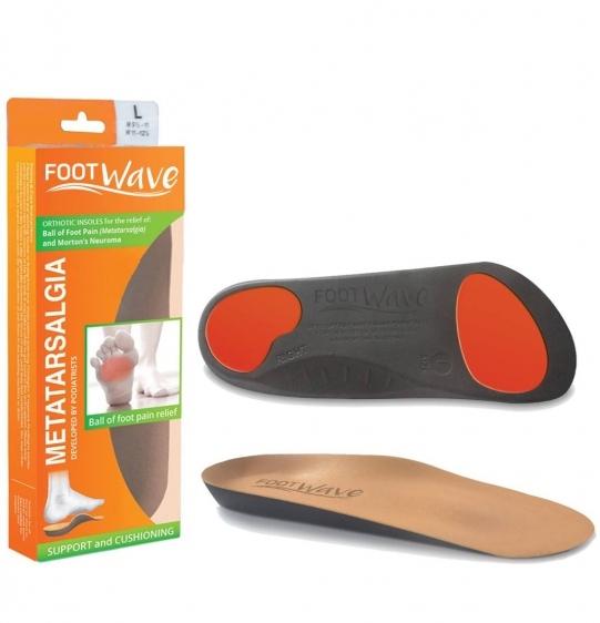 Wkładki ortopedyczne metatarsalgia FootWave