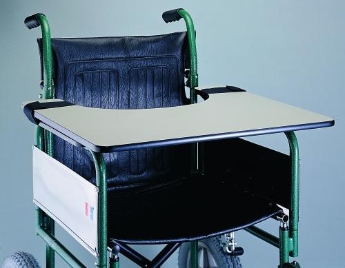 Stolik uniwersalny na rzepy do wózka inwalidzkiego