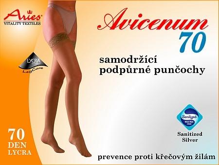 Pończochy profilaktyczne Aries Avicenum 70