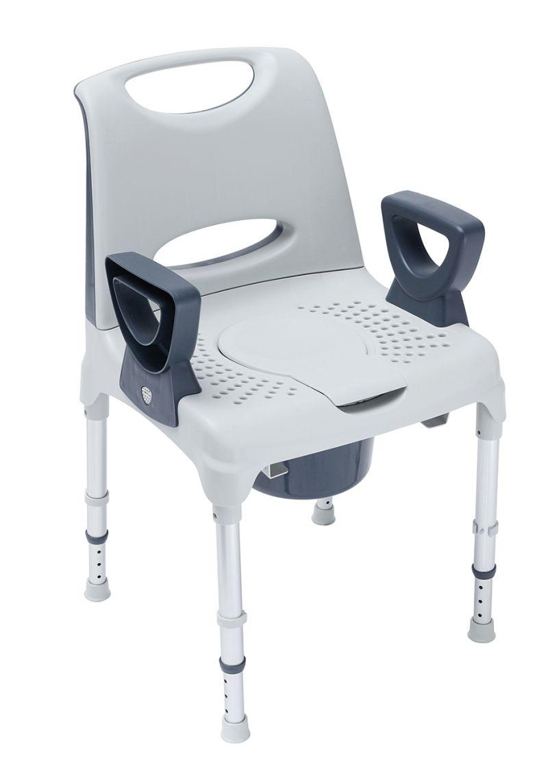 Fotel sanitarno-prysznicowy AQ-TICA Confort Aston