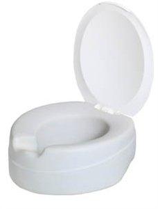 Nakładka na toaletę Contact Plus z pokrywą