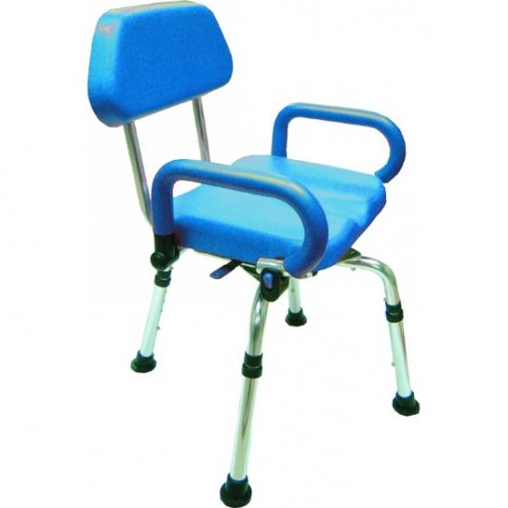 Krzesło pod prysznic Blue Swing Aston