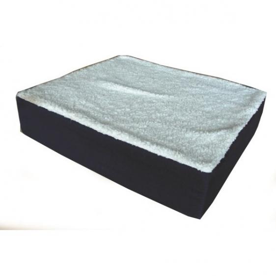 Poduszka do siedzenia kwadratowa polar
