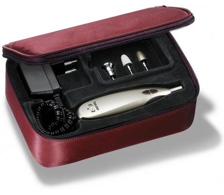 Zestaw do manicure i pedicure z końcówkami Beurer MP60