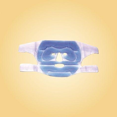Okład zimno-ciepły na twarz w kształcie maski