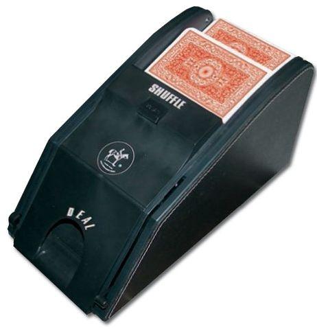 Maszynka do tasowania i podawania kart w jednym