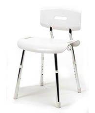 Krzesło prysznicowe Lola
