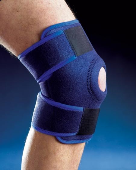 Uniwersalny stabilizator kolana, otwarty