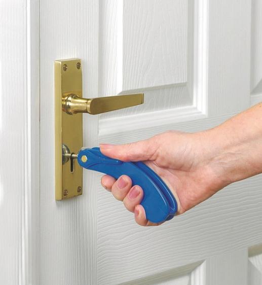 Uchwyt ułatwiający przekręcanie klucza