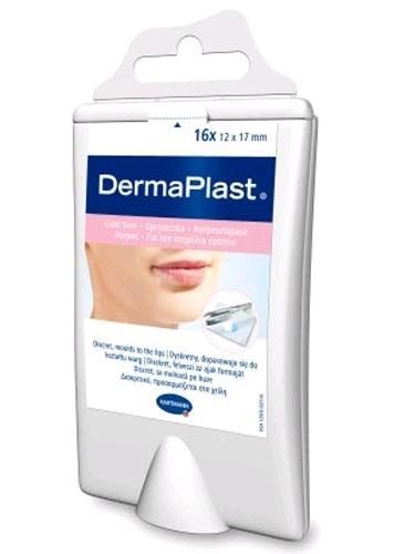 Plastry na opryszczkę DermaPlast Hydro