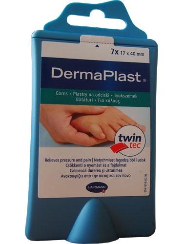 Plastry na odciski DermaPlast Hydro