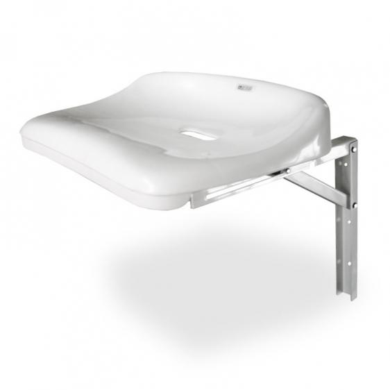 Siodełko prysznicowe uchylne CLEAN SPU