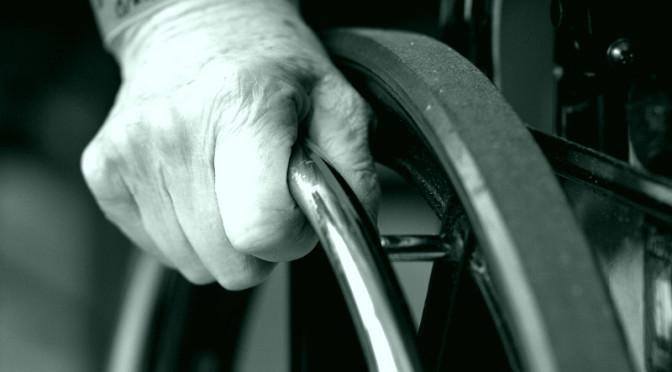 do wózka inwalidzkiego