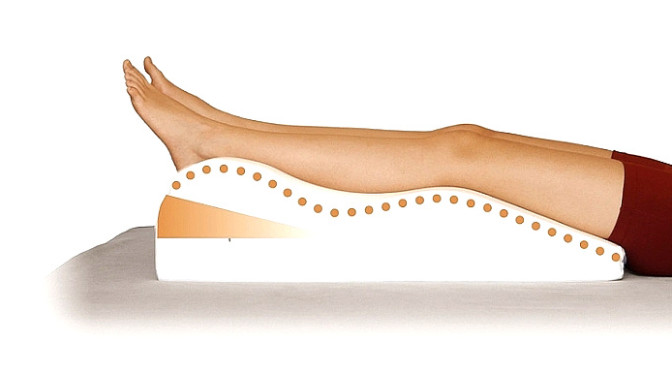 poduszka pod nogi